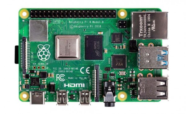 Introduction of Raspberry-PI