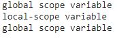scope python